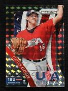 2014 Panini Prizm Usa Baseball Finite Prizms 1/1 Clayton Kershaw 9