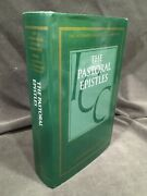 International Critical Commentary Pastoral Epistles Marshall Biblical Theology