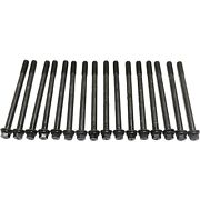 New Set Of 16 Cylinder Head Bolts For Honda Accord Odyssey Acura Tl Pilot Vue Rl