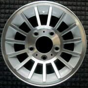 Dodge Ramcharger Machined 15 Inch Oem Wheel 1980 To 1988