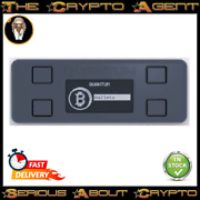 🔒 Quantum Bitcoin Ethereum And Crypto Hardware Wallet - Inc.case 🔒