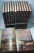 1970s The Old West Time Life Books Lot Of 13 Cowboys, Indians, Gunfighters Vtg