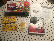 Nintendo New 3ds White Super Mario 3d Land Limited Edition System Charger