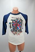 The Who Auth 1979 Madison Square Garden Tribute Keith Moon Rare T-shirt M/l