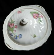Johnson Brothers Bros Round Covered Vegetable Dish W/lid - Old Chelsea