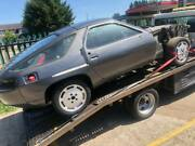 Porsche 928 S4 1990 Rolling Shell Project Race Car Track