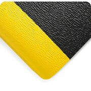 Wearwell 444.58x2x9byl Deluxe Soft Step Mat 9and039 Length X 2and039 Width X 5/8 Thick...