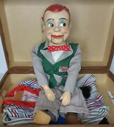 Paul Winchell's Jerry Mahoney Ventriloquist Dummy Composition Head + 3 Outfits