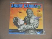 Angry Samoans Back From Samoa Yellow Vinyl Lp Sealed Numbered Edition Hype