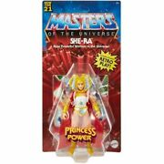 Masters Of The Universe Origins Shera Presale Confirmed Htf Free Shipping