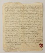 1748 Antique Colonial Deed Canaan Ct J Franklin To Sam Robbins Land Handwritten