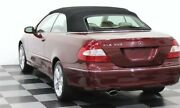 Mercedes Clk Convertible Soft Top In Black German A5 -best Quality Fits 04-09