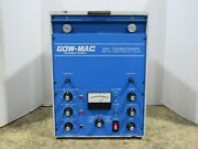 Gow-mac Series 350 Model 69-350 Gas Chromatograph Thermal Conductivity Detector