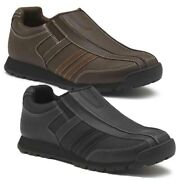 New Mens G.h. Bass And Co. Kevin Casual Slip-on Leather Shoes -pick Size And Color