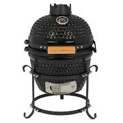 Outdoor Bbq Grill Charcoal Barbecue Pit Patio Backyard Meat Cooker Smoker 13 Us
