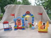 Lego Duplo My First Circus 10504 Complete Set Elephant Clown Ringmaster