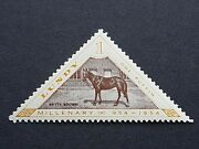 Lundy Mh 1 Puffin Stamp 1954 Millenary 954-1954 Great Britain Lundy Island