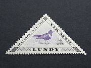 Lundy Mh 1/2 Puffin Stamp 1954 Millenary 954-1954 Great Britain Lundy Island