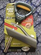 King Pin Quick Connect Lawn Tractor 1/2andrdquo Hitch Pin Good Vibrations