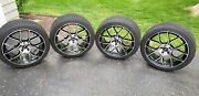 Tesla Model 3 Wheel 19 And Winter Tire Package - Excellent Shape, Light Use