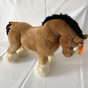 Authentic Oh Hermes Elmy Horse Plush Toy Free Shipping No.7362