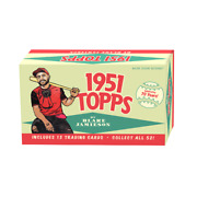 4 Box Lot 1951 Topps By Blake Jamieson - Week / Wave 1 Sealed Pack Mike Trout