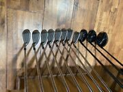 Callaway Rouge Driver Rouge 4 Wood Rouge 3 Hybrid Xr Iron Set 4-aw