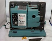 Bell And Howell Autoload Filmosound Specialist 16mm Movie Projector Vintage As Is
