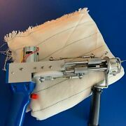 Tufting Gun Premium Primary Backing Material For Rug Making Polyester / Cotton
