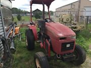 2007 Jm-284 Jinma / Farm Pro Tractor 4x4 Axle. Complete W/ Steering Cylinder