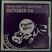 Promo Only Urban Club Series October 2004 2 Cds For Djs