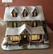 Thomas Kinkade Hawthorne Village Christmas Collection From The Heart Gifts