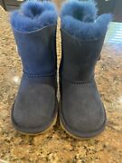 Toddler Uggs Size 7 Bailey Button Li Boot