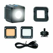 Lume Cube 2.0   Adjustable Daylight Balanced Led Light   For Photo And Video, Co