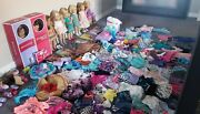 8 American Girl Dolls Euc - 150+ Clothes And Accessories