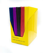 25 Cases Of 100 Two Pocket Folders - 9.3 X 11.5