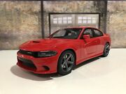 118 Dodge Charger Srt Hellcat Red Ltd 999 Pcs Gt Spirit Gt280 Read Full Desc