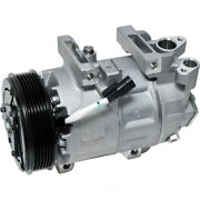 Universal Air Conditioner Uac Co 29074c Compressor Assembly W/clutch New