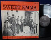 New Orleans Sweet Emma And Here Preservation Hall Jazz Band Lp 5+=free Post