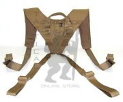 Tactical Tailor Fight Light Molle Battle Belt 4-point Harness - Coyote Brown