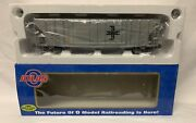 ✅atlas O 3-rail Boston And Maine Ps-4427 Low Side Covered Hopper Car O Scale