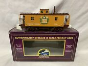 ✅mth Premier Canadian National N6b Caboose W/ Operating Signal Man 20-91338