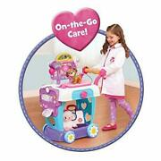 Doc Mcstuffins Toy Hospital Care Cart Brand New In Box Htf