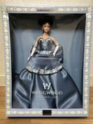 Authentic Barbie Dolls L.blue Free Shipping No.603