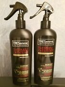2 Tresemme Thermal Creations Styling Blow Dry Accelerator Heat Protection Spray