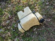 White Mtd Riding Lawn Mower Gas Fuel Tank 751-0574a 751-0574 With Cap