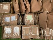 Genuine British Army Ration Pack Meal Pouch Mre Camping Preppers Survival Food