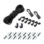 Essential Kayak Canoes Boats Marine Products Erweitertes Deck Rigging Kit
