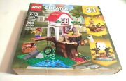 Lego 31078 Creator 3 In 1 Treehouse Treasures Brand New And Sealed