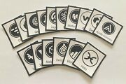 Crypto Currency Stickers Many Designs To Choose From Shipped Fast